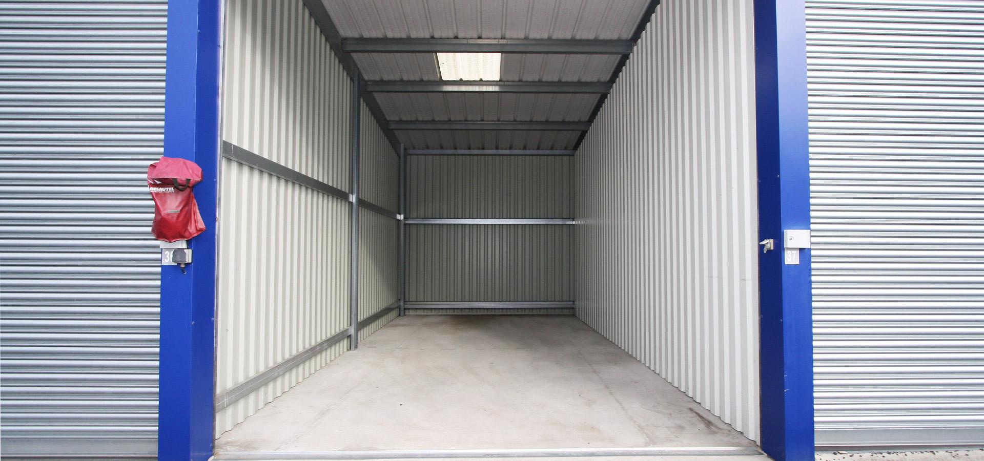 Location de Box de stockage dans les Landes et le Pays-Basque